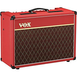 VOX - AC15C1 RED - photo n 1