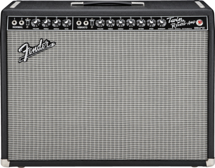 FENDER - TWIN REVERB '65 - photo n 1