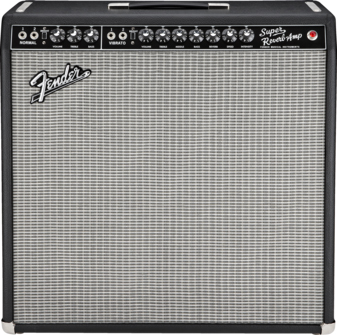 FENDER  - '65 SUPER REVERB REISSUE - photo n 1