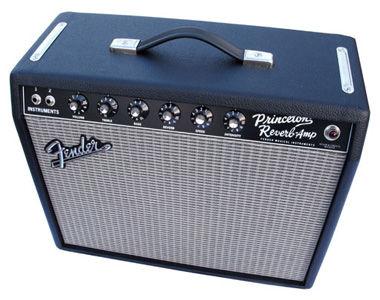 FENDER  - '65 PRINCETON REVERB - photo n 1