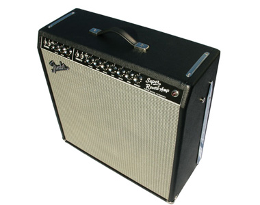 FENDER  - '65 SUPER REVERB REISSUE - photo n 2