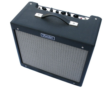 FENDER  - BLUES JUNIOR  - photo n 1