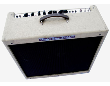 FENDER  - BLUES DEVILLE '90 VINTAGE  - photo n 1