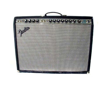 FENDER - TWIN REVERB SILVER '70 VINTAGE  - photo n 1