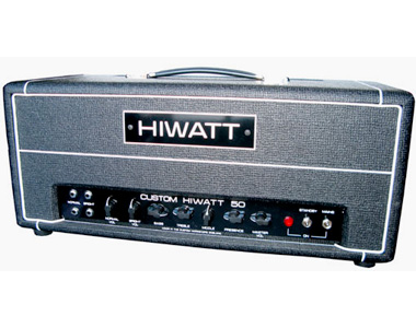 HIWATT - CUSTOM 50 - photo n 1