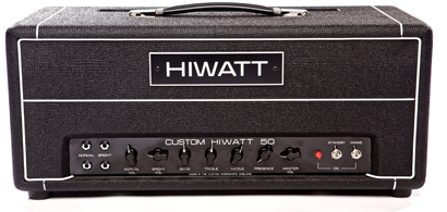 HIWATT - CUSTOM 50 - photo n 2