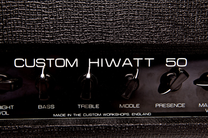 HIWATT - CUSTOM 50 - photo n 4
