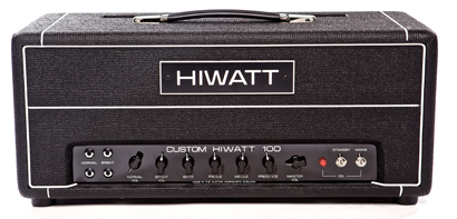 HIWATT - CUSTOM 100SAP  - photo n 4