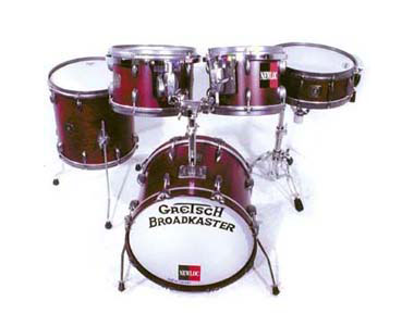 GRETSCH - BROADKASTER VINTAGE '90 - photo n 1