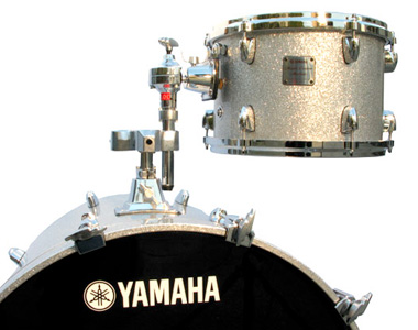 YAMAHA  - ABSOLUTE MAPLE SILVER SPARKLE - photo n 1