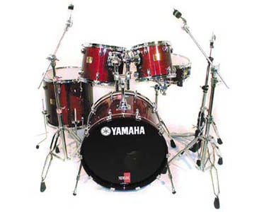 YAMAHA  - ABSOLUTE MAPLE CHERRY WINE  - photo n 1