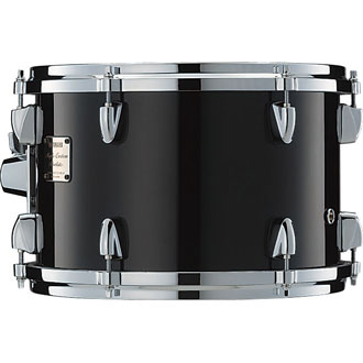 YAMAHA  - ABSOLUTE MAPLE SOLID BLACK KIT - photo n 1