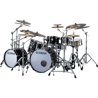 YAMAHA  - MAPLE CUSTOM BLACK MAPLE  - photo n 1