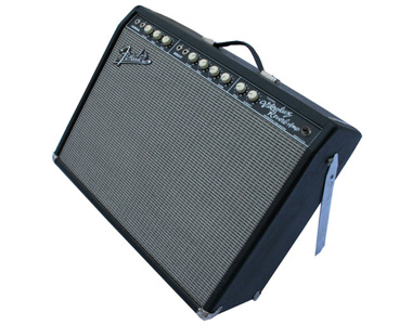 FENDER - CUSTOM VIBROLUX REVERB - photo n 1