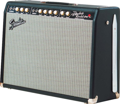 FENDER - CUSTOM VIBROLUX REVERB - photo n 2