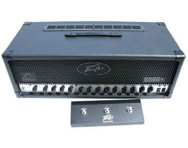 PEAVEY  - 6505 + - photo n 3