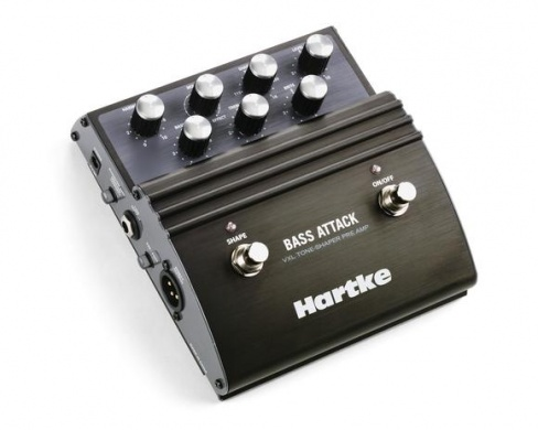 HARTKE - VXL BASS ATTACK - photo n 1