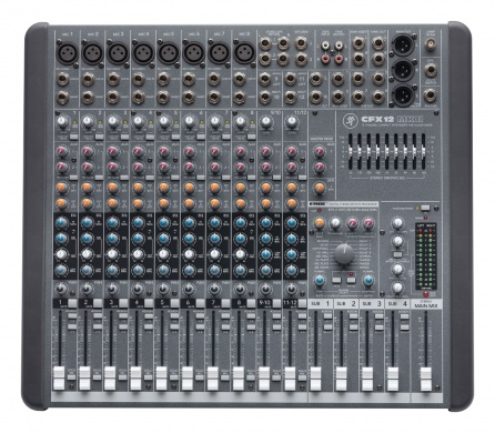 MACKIE  - CFX12MKII - photo n 1