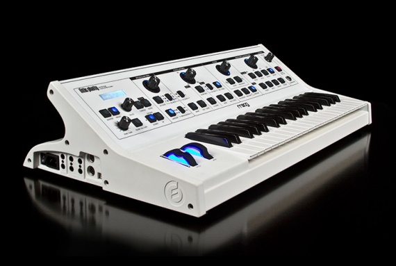 MOOG  - LITTLE PHATTY STAGE II - photo n 2