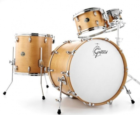 GRETSCH - USA STANDARD SATIN MAPLE - photo n 1