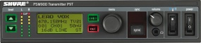 SHURE - IN-EAR PSM900 MONITOR RECEIVER