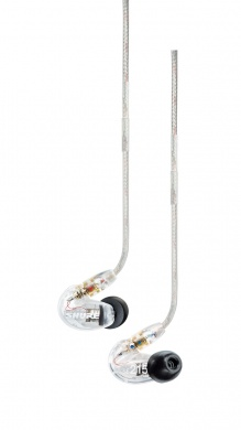 SHURE - INTRA-AURICULAIRE SE215 - photo n 1