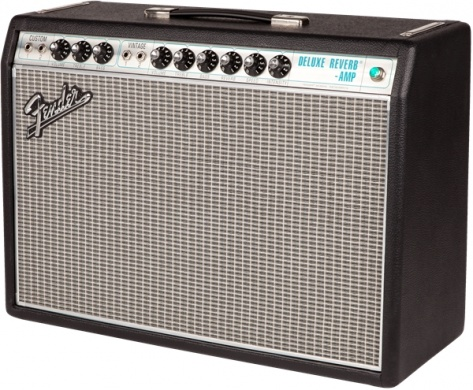 FENDER - '68 CUSTOM DELUXE REVERB - photo n 2