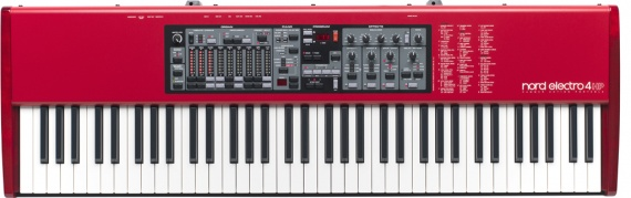 NORD - ELECTRO 4 HP73 - photo n 1