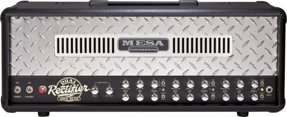 MESA BOOGIE  - DUAL RECTIFIER 100W - photo n 1