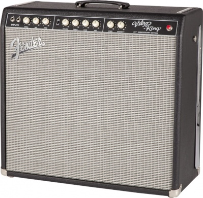FENDER - VIBRO-KING 20TH Anniv Edition  - photo n 1
