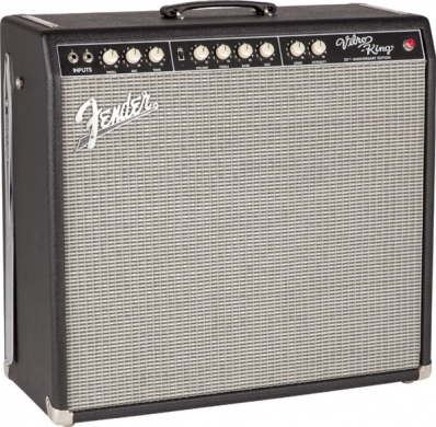 FENDER - VIBRO-KING 20TH Anniv Edition  - photo n 3