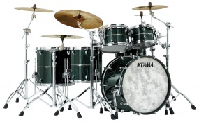 TAMA  - STAR BUBINGA DARK GREEN CORDIA