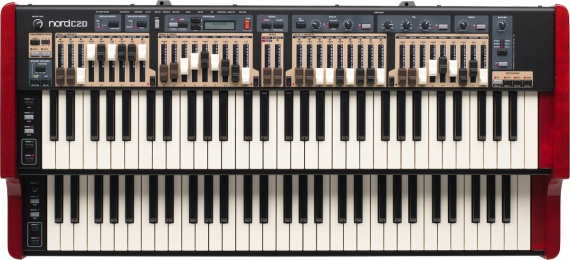 NORD - C2D COMBO ORGAN  - photo n 1