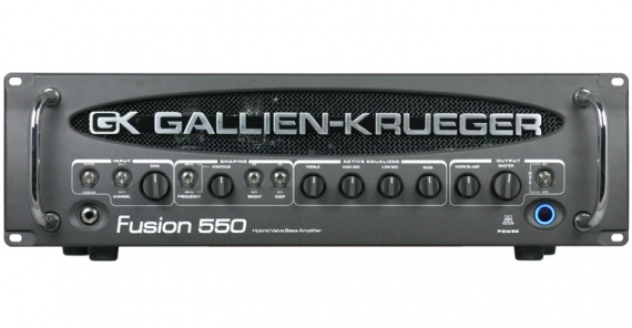 GALLIEN-KRUEGER - FUSION 550 - photo n 1