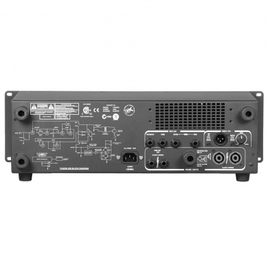 GALLIEN-KRUEGER - FUSION 550 - photo n 2