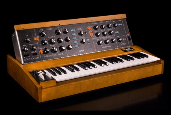 MOOG - MINI MOOG MODEL D - photo n 1
