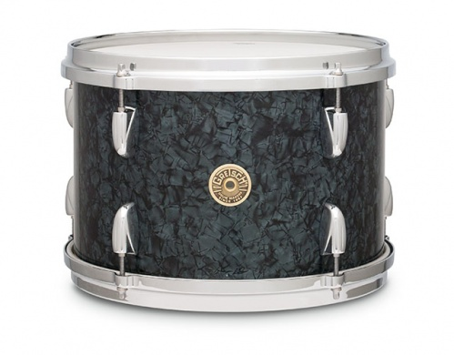 GRETSCH - BROADKASTER DEEP BLACK MARINE PEARL  - photo n 3