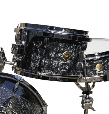 GRETSCH - BROADKASTER DEEP BLACK MARINE PEARL  - photo n 2