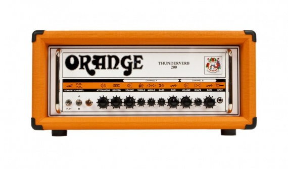 ORANGE - THUNDERVERB 200 - photo n 1