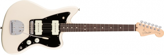 FENDER  - JAZZMASTER AMERICAN PROFESSIONAL - photo n 2