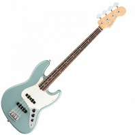 FENDER  - JAZZ BASS AMERICAN PRO SONIC GRAY