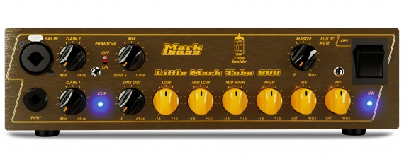 MARK BASS - LITTLE MARK TUBE 800 - photo n 1