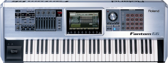 ROLAND  - FANTOM G6 - photo n 1