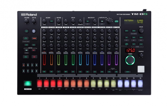 ROLAND  - TR-8S RYTHM PERFORMER  - photo n 1