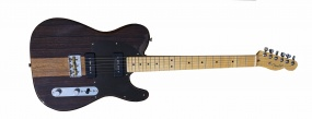 FENDER  - LTD MALYSIAN BKWOOD TELE 90
