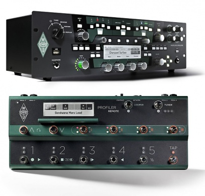 KEMPER - PROFILING AMP POWERRACK w/REMOTE - photo n 1