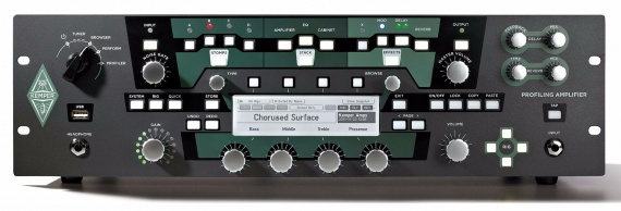 KEMPER - PROFILING AMP POWERRACK w/REMOTE - photo n 2