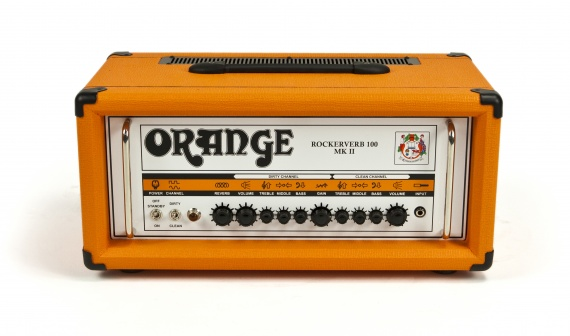 ORANGE - ROCKERVERB 100 - photo n 1