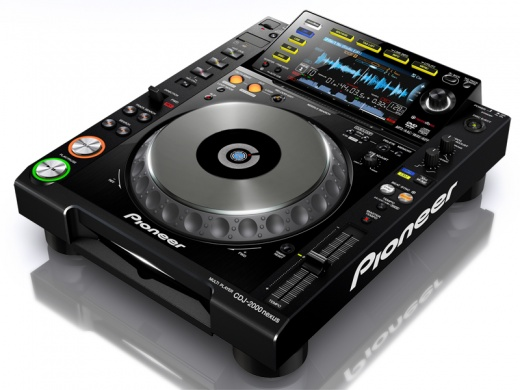 PIONEER - CDJ2000NEXUS - photo n 1
