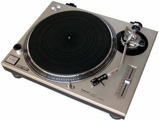 TECHNICS - SL1200MKII  - photo n 1